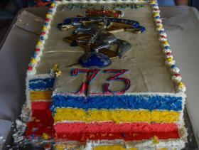 The Cut Cake