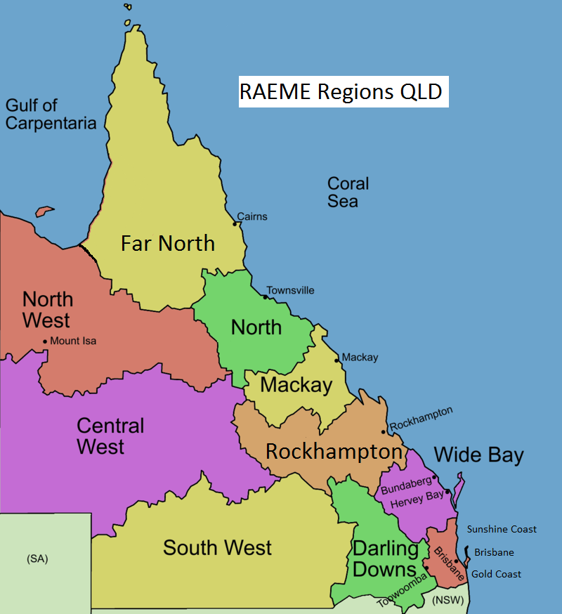 Qld Region Map1