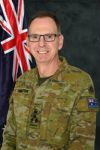 Brigadier Ed Smeaton