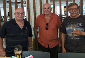 L-R - Neil Butcher, - , Dave Young
