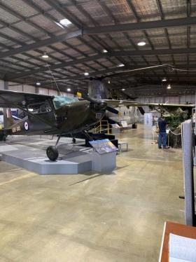 Army Flying Museum May 2021 (1)