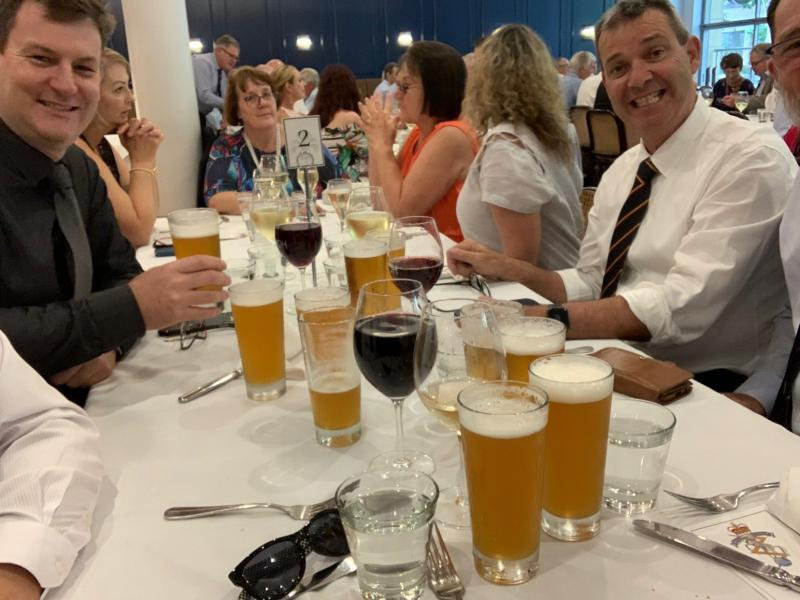 4 All Ranks Luncheon 2019