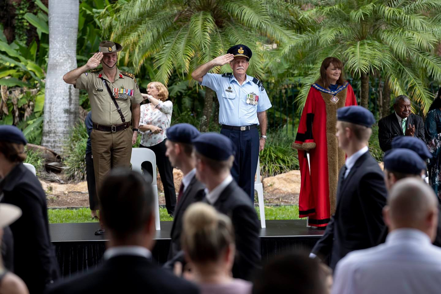 ANZAC Day Townsville 2021