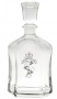 RAEME Italian Glass Decanter